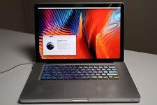 """15"""" Macbook Pro Mid-2012 16GB 2TB SSD+HDD (SSHD) USB 3.0 DVD-RW"""