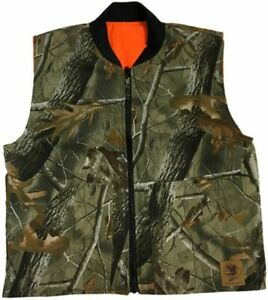 North American reversible hunting vest XL (LOT OF 19 VESTS)