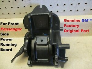 New OEM 15 to 20 Suburban Escalade ESV Power Running Board Front Right Bracket