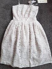 BNWT BHS WEDDING COLLECTION GIRLS WEDDING PROM DRESS SIE 13 YEARS 158 CM RRP £70