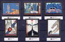2004 SICUREZZA STRADALE ONU CONGIUNTA LA SERIE 3 UFFICI + APPENDICE
