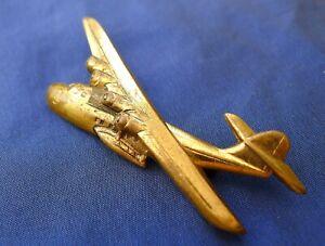VINTAGE 1938-41 US FLYING BOAT BADGE: BOEING 314 CLIPPER, PAN AM AIR CREW BADGE.