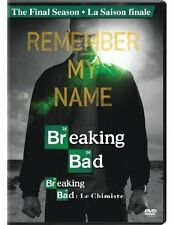 Breaking Bad: The Final Season (DVD, 2013, Canadian; FRENCH INCLUDED)