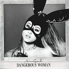 ARIANA GRANDE : DANGEROUS WOMAN (CD) Sealed