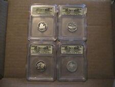 Uncirculated San Francisco Proof ICG US Nickels