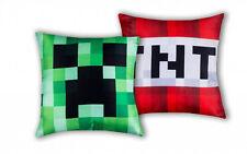 Minecraft Cojín enredadera cactus TNT 40x40cm original oficial cushion Pillow