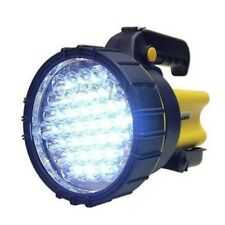 37 LED Rechargeable Lantern Work Light Torch 1 Million Spotlight AC DC Charger