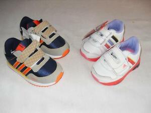 New Baby Adidas Shoes - 2 Styles! - Boys and Girls - Size 3K, 5K - NWOT