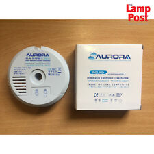 Aurora AU-RD105 35-105W/VA Round Dimmable Electronic Lighting Transformer