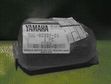 YAMAHA FJ1200 TDM850 FZ600 TW200 YX600 XT600 LEFT FLASHER LENS OEM #51L-83332-01