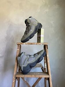 adidas Yeezy 500 High Mist Slate | 9.5US / GY0393 / On-hand and ready to ship