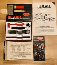 1975 Vintage Lee Loader 44 Magnum Loader Kit-Box & Papers