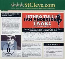 Thick As A Brick 2 (Special Edition) von Ian Anderson,Jethro Tull (2012)