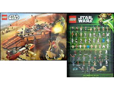 LEGO Star Wars 75020 Jabba's Sail Barge with Skiff Poster *NEW* - Poster Only