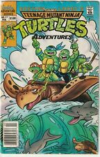 Archie Eastman and Laird's TMNT Adventures #17 1st print (Feb. 1991) Low Grade
