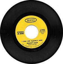 JOHNNY NASH - I CAN SEE CLEARLY NOW - EPIC - VG++ CONDITION