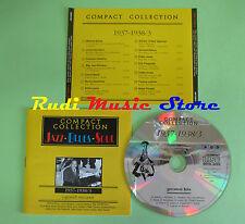 CD JAZZ BLUES SOUL 1937-1938/3 compilation PROMO 1994 GOODMAN HAMPTON (C25)