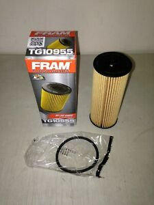 Fram TG10955 Oil Filter fits MO744 CH10955 L36135 57526 7526 P990 LF656 P7492