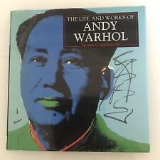 The Life and Works of Andy Warhol Trewin Copplestone  Parrogan 1995 1st Edition