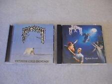 MESSIAH - 2 CDs (Death/Thrash metal )