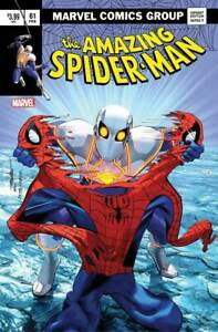 Amazing Spider-Man #61 Mike Mayhew Studio Variant - ORDER CONFIRMED - SOLD OUT