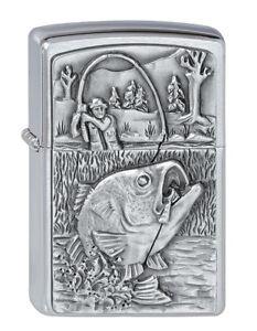 Zippo Bass Fishing Emblem 1330050/2000407