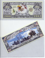 OUR PLASTIC CLEAR DOLLAR BILL PROTECTORS (2 Each)