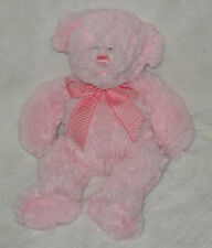 "Circo Plush Pink Teddy Bear Fluffy Soft 12"" Stuffed Toy"