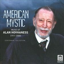 American Mystic - Music of Alan Hovhaness - Centennial Collection, New Music