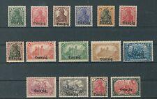 Danzig 1-15 postfrisch Nr. 11 ungebraucht (B00815)