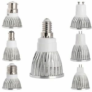 Epistar 9W 12W 15W Dimmable LED Light Bulb Down Spot Lamp White Nature White