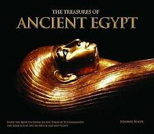 THE TREASURES OF ANCIENT EGYPT: FROM THE ROSETTA STONE TO THE TOMB OF TUTANKHAMU