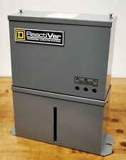 Square D PFCD4002F ReacatiVar Power Factor Correction Capacitor - NEW