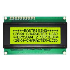2004 20x4 Character Jaune Digital LCD Display HD44780 Module Ecran Afficheur