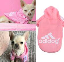Adidas Pink Chihuahua XXXS XXS Size DOG Puppy Coat SPORT COAT EXTRA Teacup