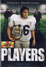 Thriller - Players (Dvd, 2006) Drama Crime Action Freddie Rodriguez New