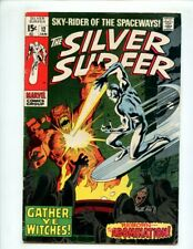 Silver Surfer #12 (1970) Abomination Cover VG