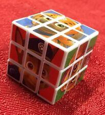 Paw Patrol Magic Cube Puzzle Twist Game Brain Teaser Rotation - Mini Size
