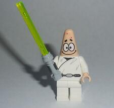 SPONGEBOB #11pat Lego Jedi Series Partick as Luke custom NEW Genuine Lego Parts