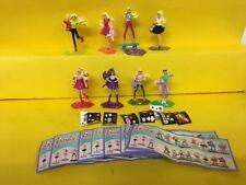 Komplettsatz Barbie Sd576 - SD581 SD586 SD587 mit BPZ Neutral