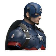 Marvel Captain America Deluxe Büste Spardose