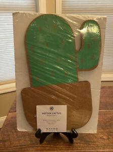 Potted Cactus Premium Cork Bulletin Board Self Healing Cork Hassle Free Mounting