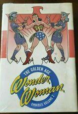 Wonder Woman - The Golden Age Omnibus Volume 2 - Hardcover - Free Postage
