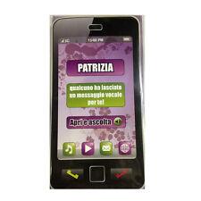 GEBURTSTAG ticket musical a telefon klingt sekretariat nome PATRIZIA