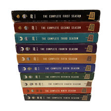 Lot Of South Park Seasons 1-10 Dvd Collections Complete