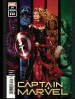 Captain Marvel #16 - Takes on Vox Supreme, Avengers 1st Print 2020 NM New w/FREE
