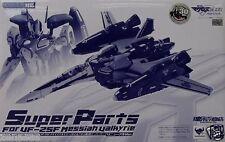 Used Bandai DX Chogokin VF-25F Aruto Custom Super Part Renewal Ver.