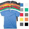 American Apparel BB401 50/50 T-Shirt Poly Cotton Ultra Soft Crew Neck Tee Shirt