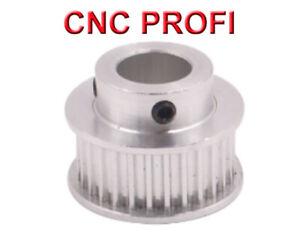 Zahnriemenrad HTD-3M 20 Zähne Bohrung-fi 8/16 mm –Zahnriemenbreite bis 15mm  Neu