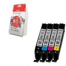 Canon CLI-571 Inkjet Cartridge Value Pack KCMY (Pack of 4) 0386C006 [CO32070]